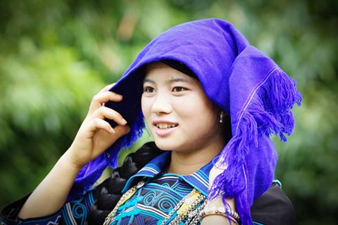 красота девушек горных раионов вьетнама hinh 1