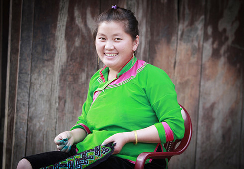 красота девушек горных раионов вьетнама hinh 2