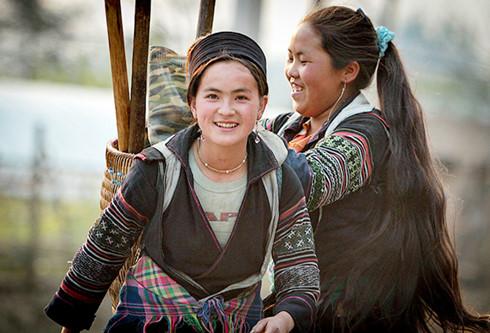 красота девушек горных раионов вьетнама hinh 3