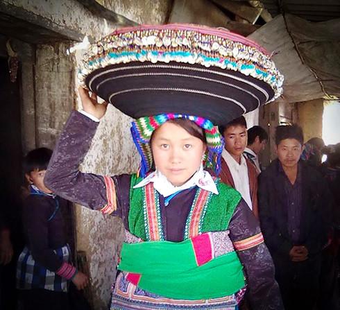 красота девушек горных раионов вьетнама hinh 4