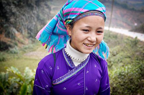 красота девушек горных раионов вьетнама hinh 5