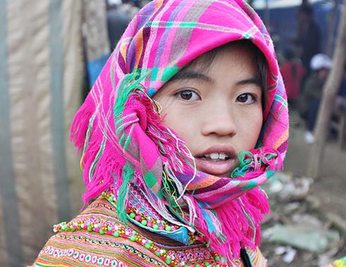 красота девушек горных раионов вьетнама hinh 6