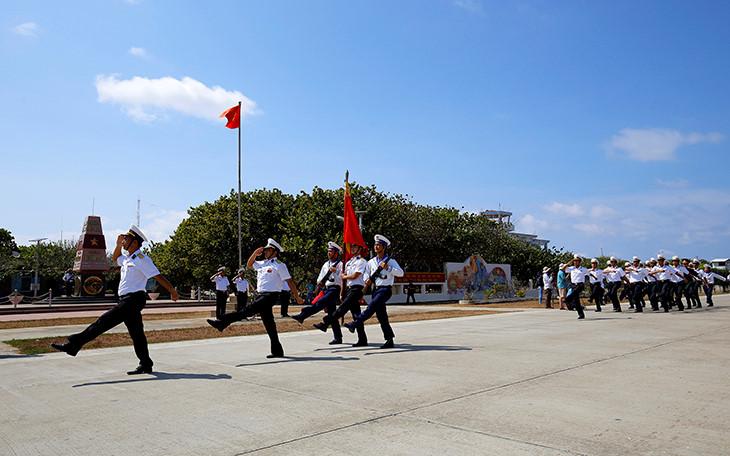 чыонгша: стремление молодежи к зеленым островам hinh 1