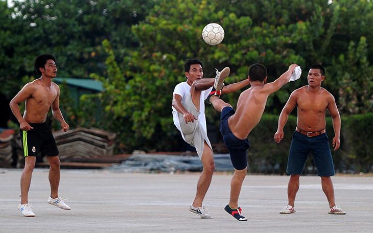 чыонгша: стремление молодежи к зеленым островам hinh 5
