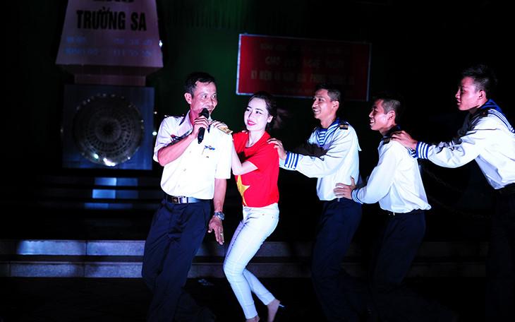 чыонгша: стремление молодежи к зеленым островам hinh 16