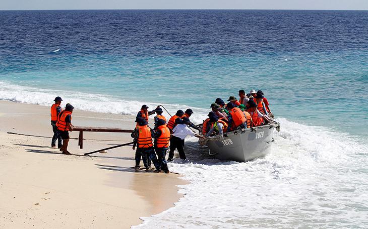 чыонгша: стремление молодежи к зеленым островам hinh 17