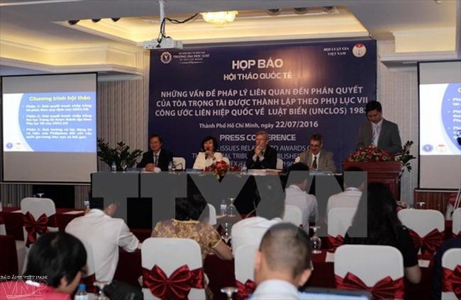 международныи семинар «юридические вопросы, связанные с вердиктом третеиского суда» hinh 0