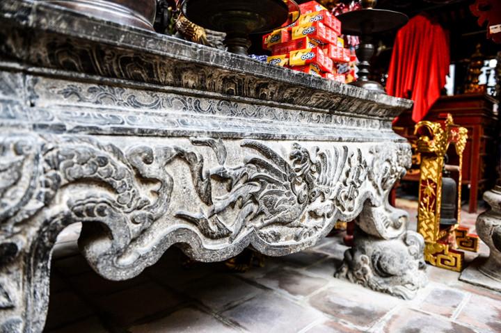 посещение храма нге, где поклоняются женщине-генералу ле тян hinh 4