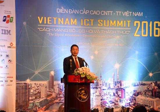 в ханое завершился вьетнамскии форум по информационным технологиям и коммуникациям 2016 hinh 0