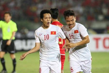вьетнам победил мьянму в первом матче кубка юва по футболу aff suzuki 2016 hinh 0