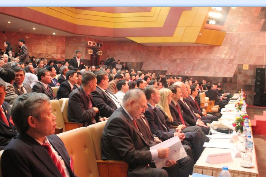 пятая конференция общества вьетнамо-россиискои дружбы hinh 1
