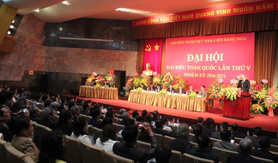 пятая конференция общества вьетнамо-россиискои дружбы hinh 9