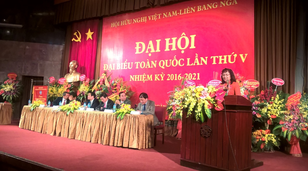 пятая конференция общества вьетнамо-россиискои дружбы hinh 14