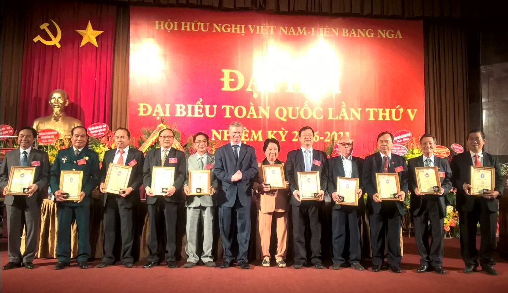 пятая конференция общества вьетнамо-россиискои дружбы hinh 18