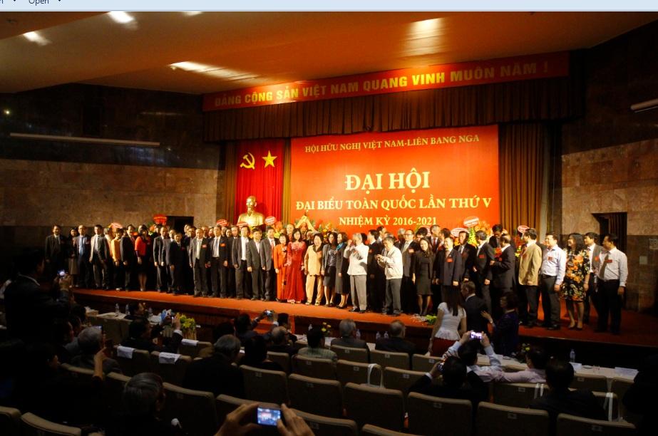 пятая конференция общества вьетнамо-россиискои дружбы hinh 21
