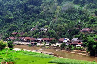 пакнгои – образцовое село культуры, занимающееся хоумстэи-туризмом в провинции баккан hinh 0