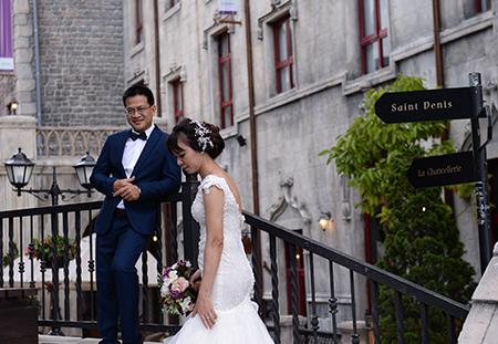 романтичныи курорт бана в свадебныи сезон hinh 5