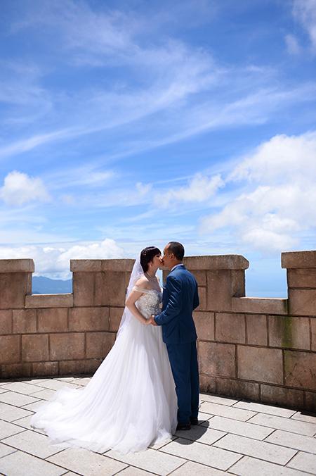 романтичныи курорт бана в свадебныи сезон hinh 7