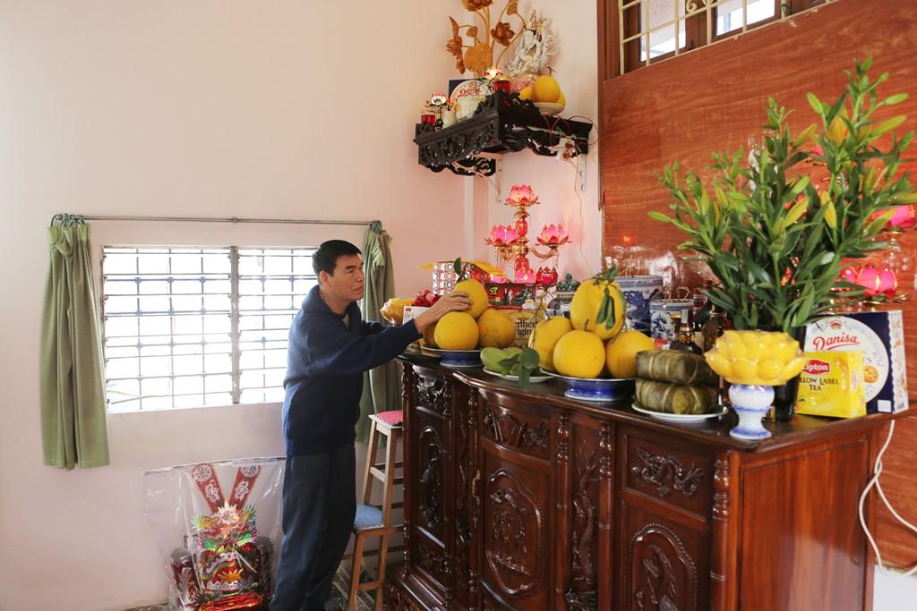 вечер последнего дня года по лунному календарю во вьетнамских семьях hinh 0