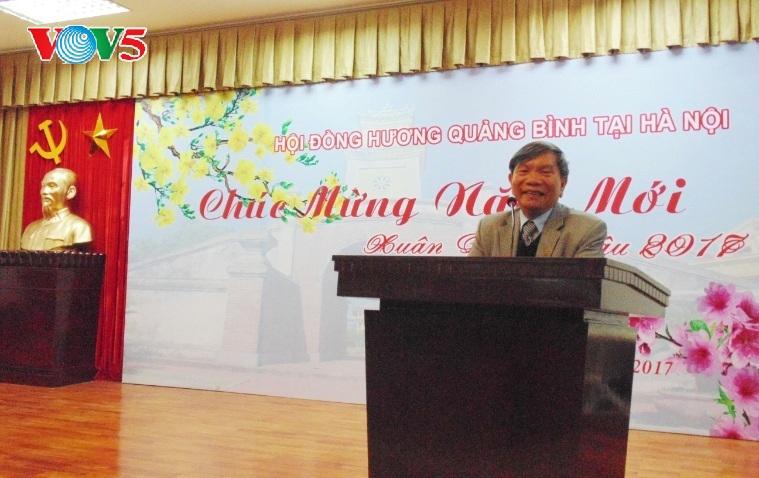 новогодняя встреча земляков – культурная традиция вьетнамцев hinh 1
