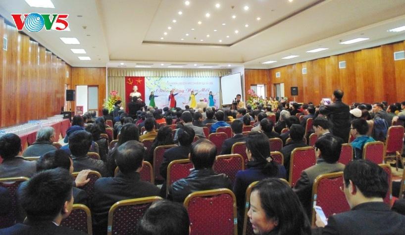 новогодняя встреча земляков – культурная традиция вьетнамцев hinh 2