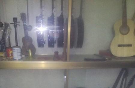 деревня по производству музыкальных инструментов даоса, где хранятся мелодии вьетнамскои души hinh 0