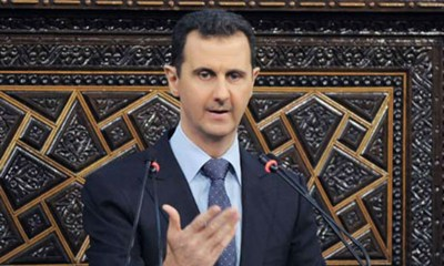 Syria denounces Israel's threats to its security