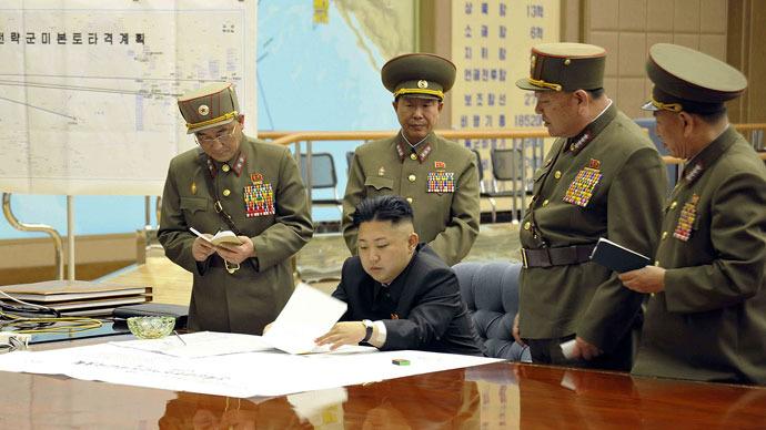 North Korea launches short-range missiles