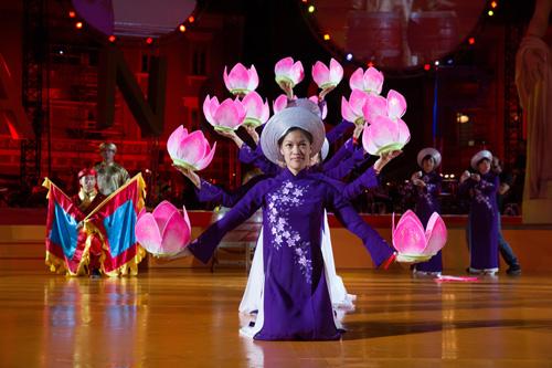 Vietnam joins Francophonie sports culture festival 2013