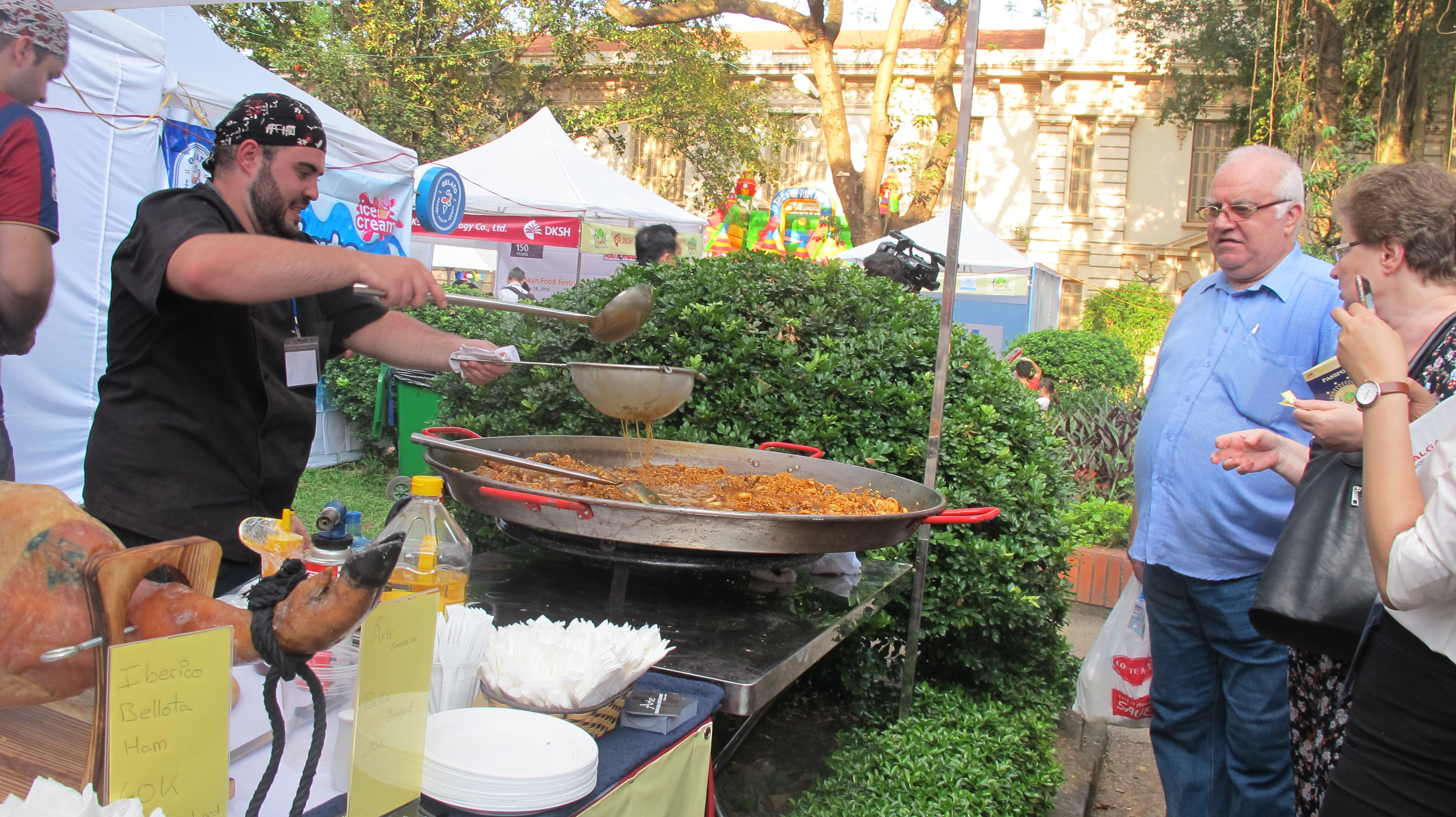 10th European Food Festival in Hanoi