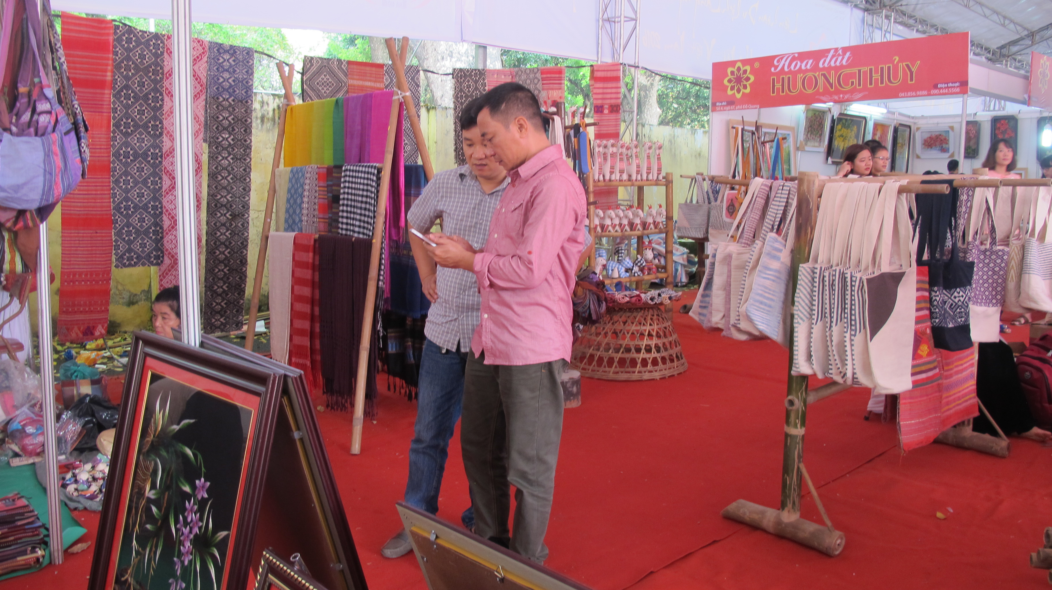 vietnam traditional craft village tourism festival 2016 at thang long imperial citadel  hinh 9