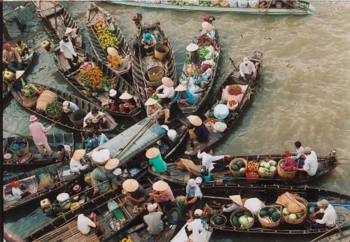 les marches multicolores du vietnam hinh 2