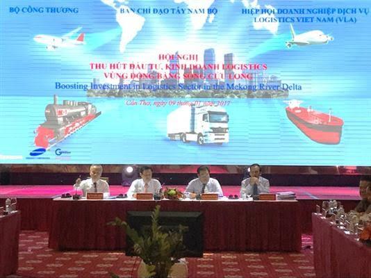 le delta du mekong appelle les investissements dans la logistique hinh 0