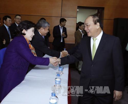 nguyen xuan phuc : le tourisme doit etre un secteur de pointe   hinh 0