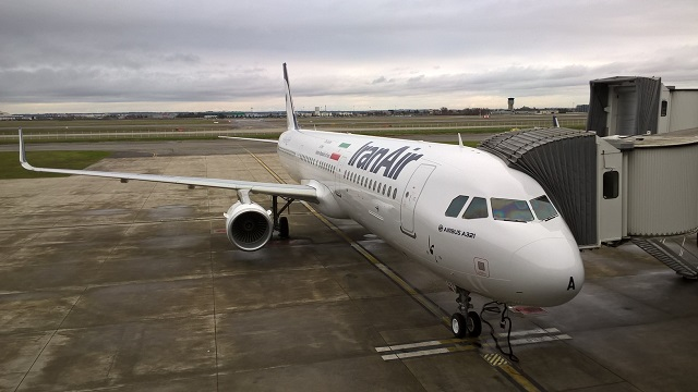 iran air receptionne son premier a321 hinh 0