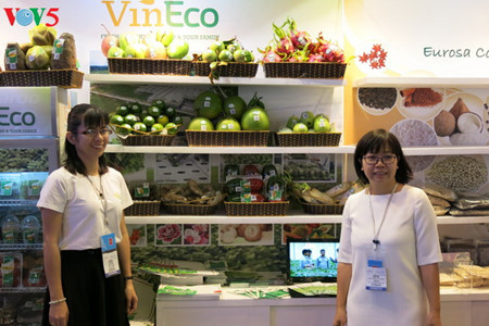 le vietnam, chantre de l'agriculture verte a la foire de gulfood (dubai) hinh 1
