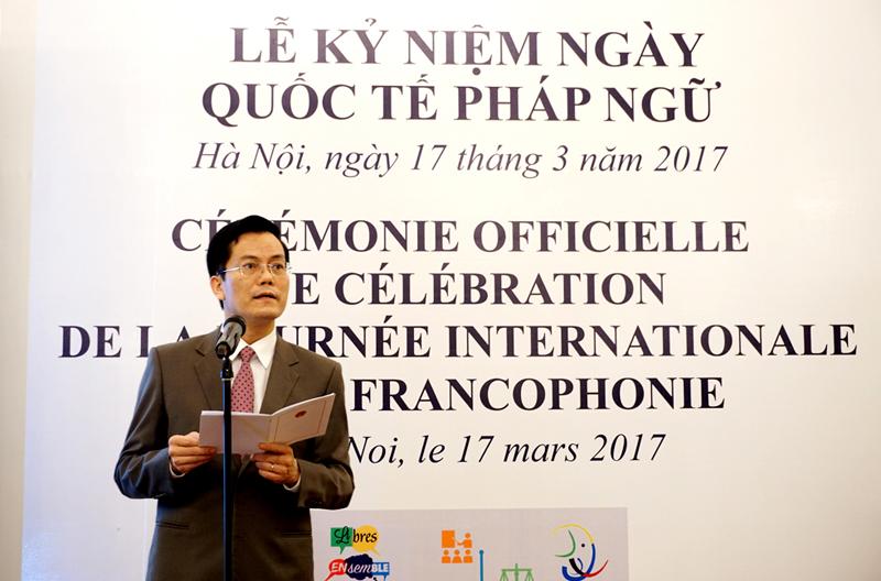 le vietnam, un membre actif de la francophonie hinh 0