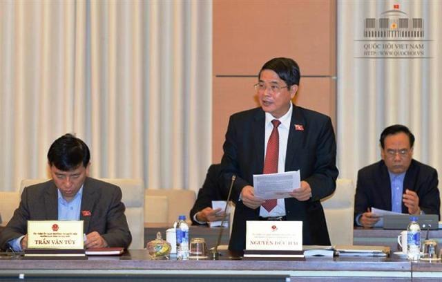 les amendements de la loi sur la gestion des dettes publiques en debat hinh 0