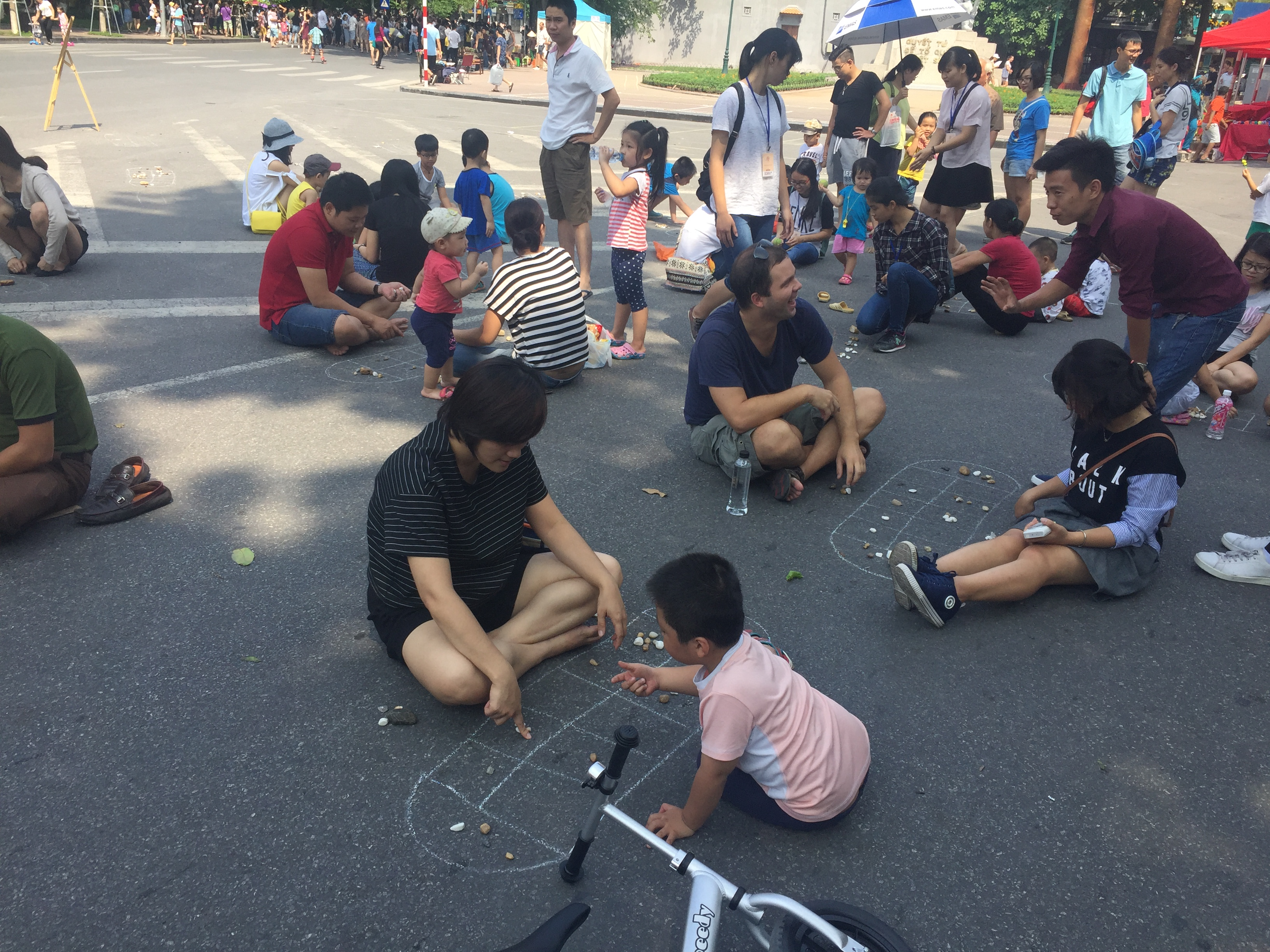 games to play in the street