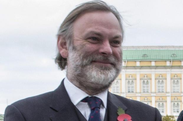 UK announces new ambassador to EU