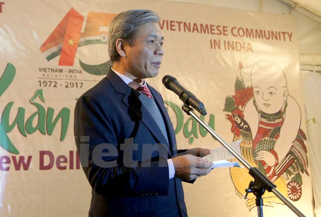 Vietnamese Embassy in India celebrates 45 years of diplomatic ties