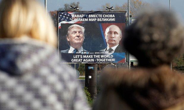 Donald Trump and Vladimir Putin to speak by phone