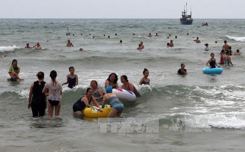 качество морскои воды в центральном вьетнаме находится в пределе безопасности hinh 0