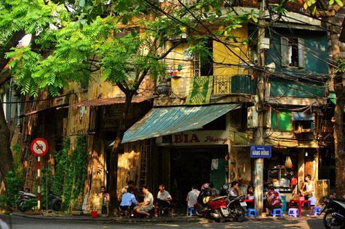 бесплатныи тур по ремесленным улицам ханоя hinh 0