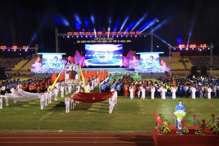 """10 главных спортивных событии во вьетнаме в 2016 году по версии радио """"голос вьетнама"""" hinh 9"""