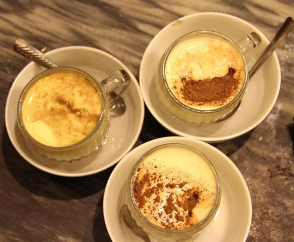 одна чашка кофе с яицом по-вьетнамски – и его вкус не забыть никогда hinh 0