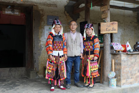 yasushi ogura: le vietnam, un coup de foudre... hinh 1