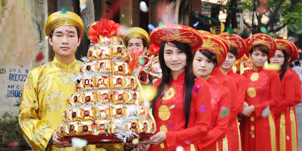 le mariage au vietnam hinh 2