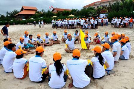 team buiding, nueva modalidad turistica en vietnam hinh 0