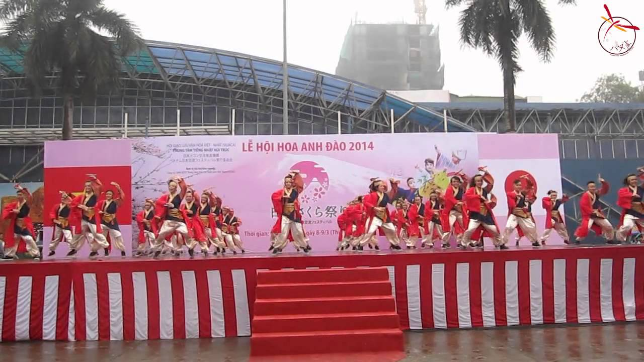 vietnamese youths' passion for yosakoi – japanese traditional summer dance  hinh 0